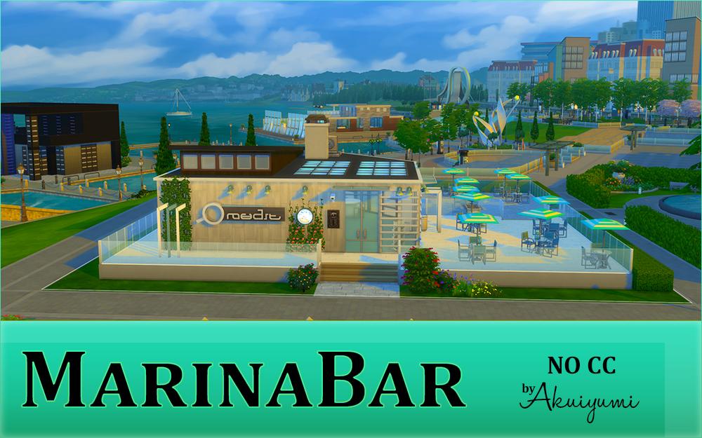 MarinaBar