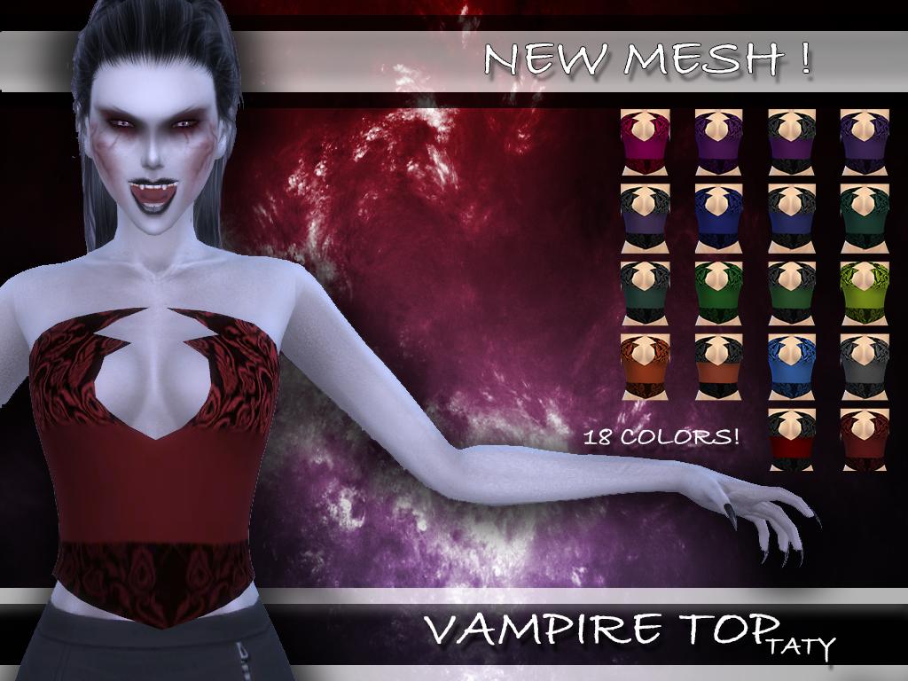 Vampire Top