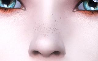 Nose Freckles