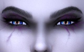 Vampire Eyeshadows