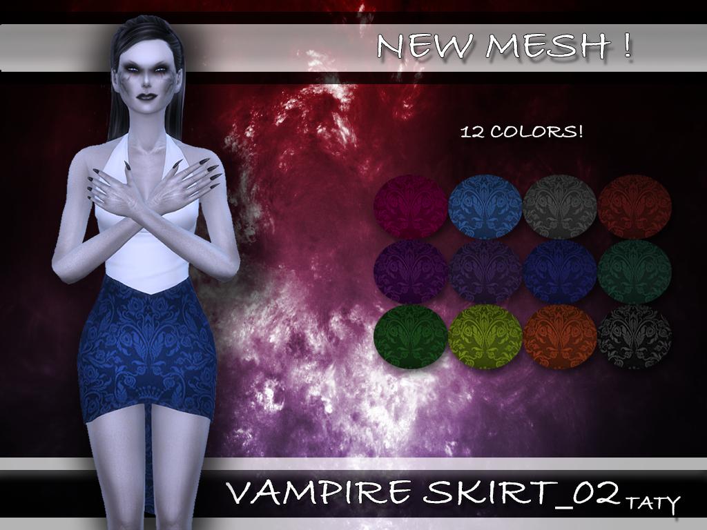 Vampire Skirt 02