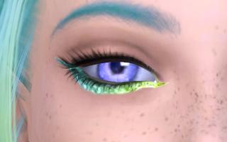 Eyeliner Galaxy