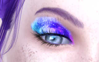 Eyeshadows Galaxy
