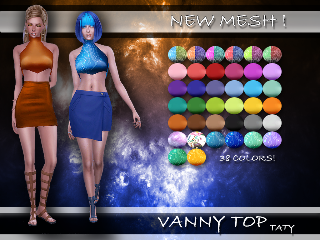 Vanny Top