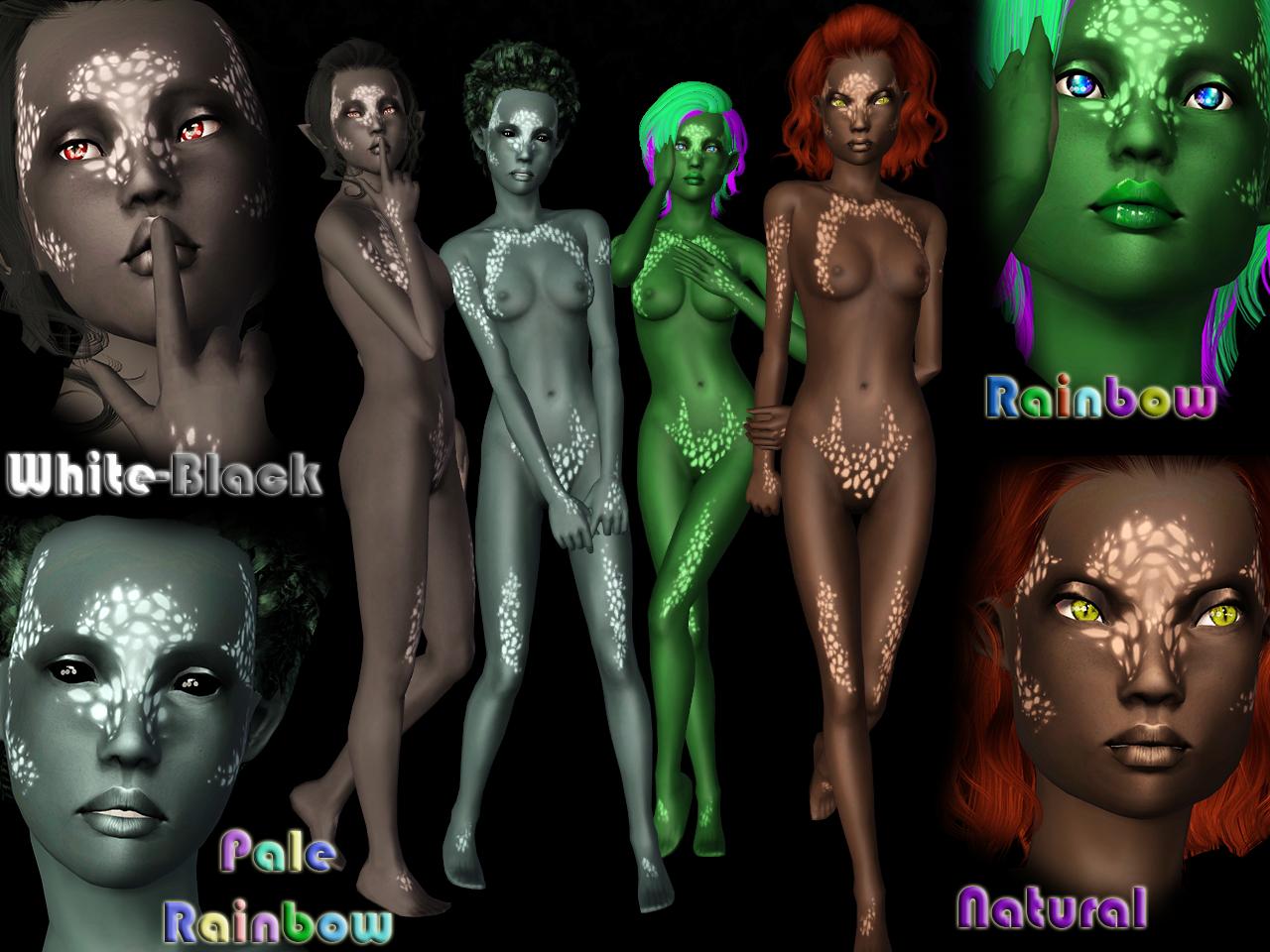 [Ts3] Dandelion Skin v.2