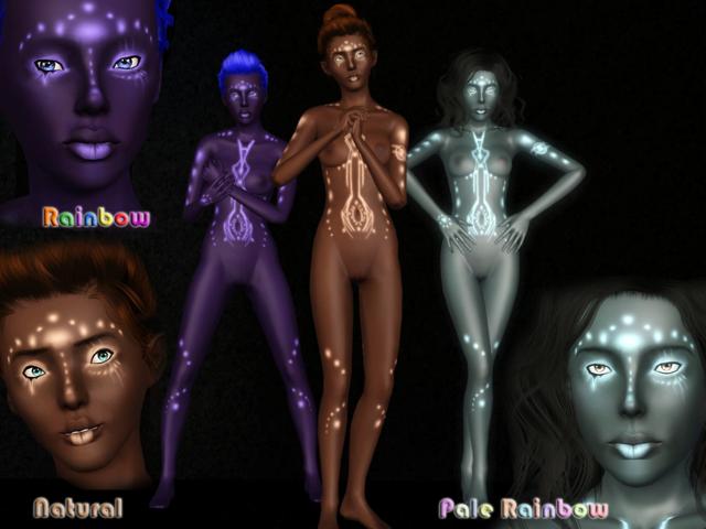 [Ts3] Future Skin