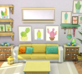 Cactus Painting 01
