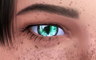 Drake Eyes