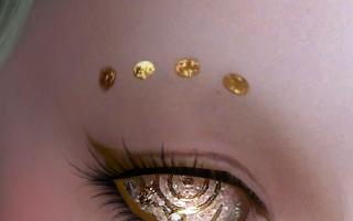 Fantasy Eyebrows 03