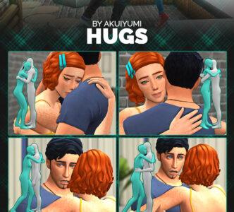 Hugs (poses)