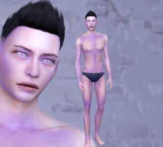 Body Blush M 01