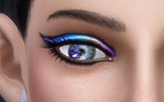 The Perfect Night_Neon Eyeliner