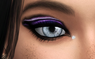 The Perfect Night_Neon Eyeshadows
