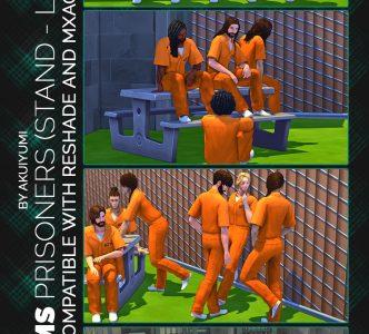 Decosims Prisoners