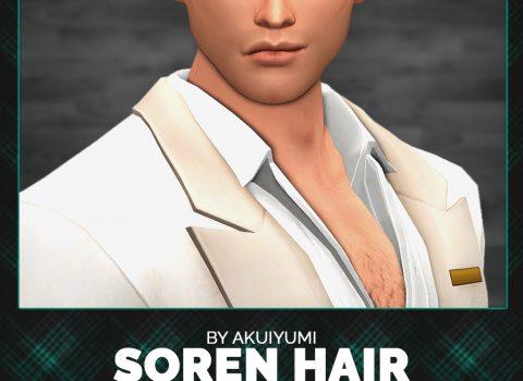 Soren hair