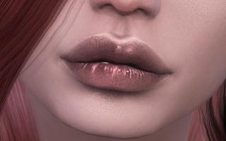 Lips Overlay 12