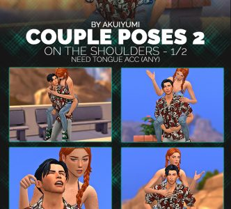 Couple poses #2