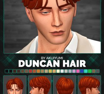 Duncan hair
