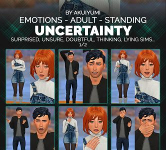 Emotions: Uncertainty